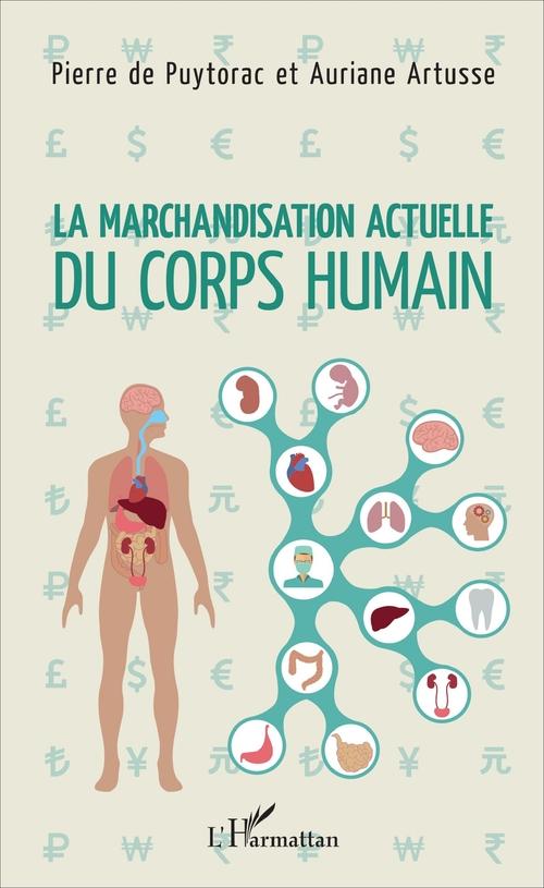 La marchandisation actuelle du corps humain