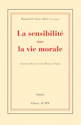 La sensibilite dans la vie morale