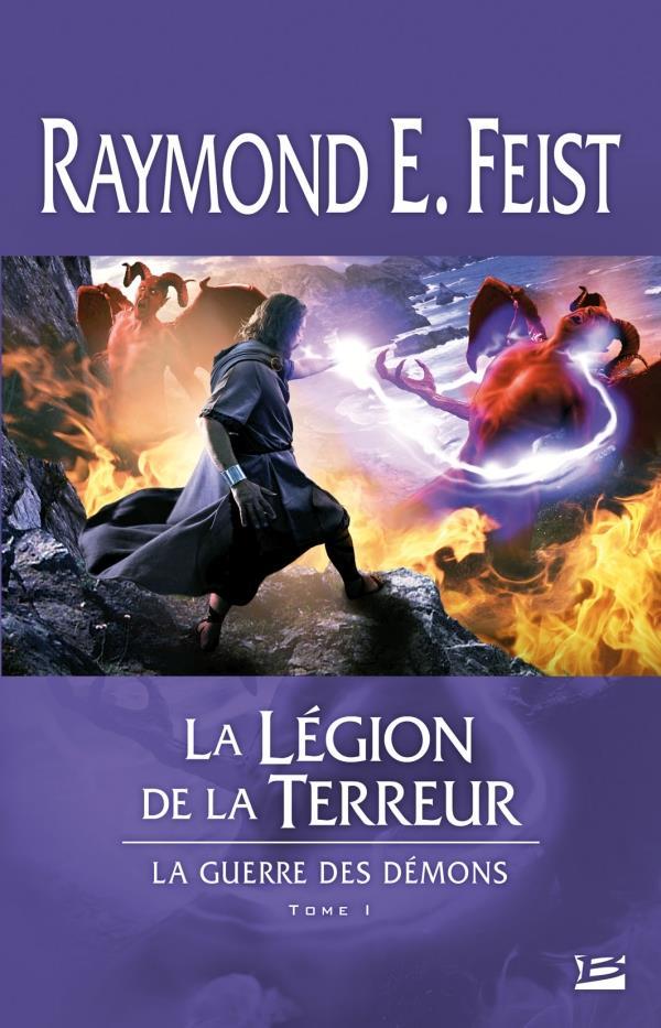La guerre des démons T.1 ; la légion de la terreur