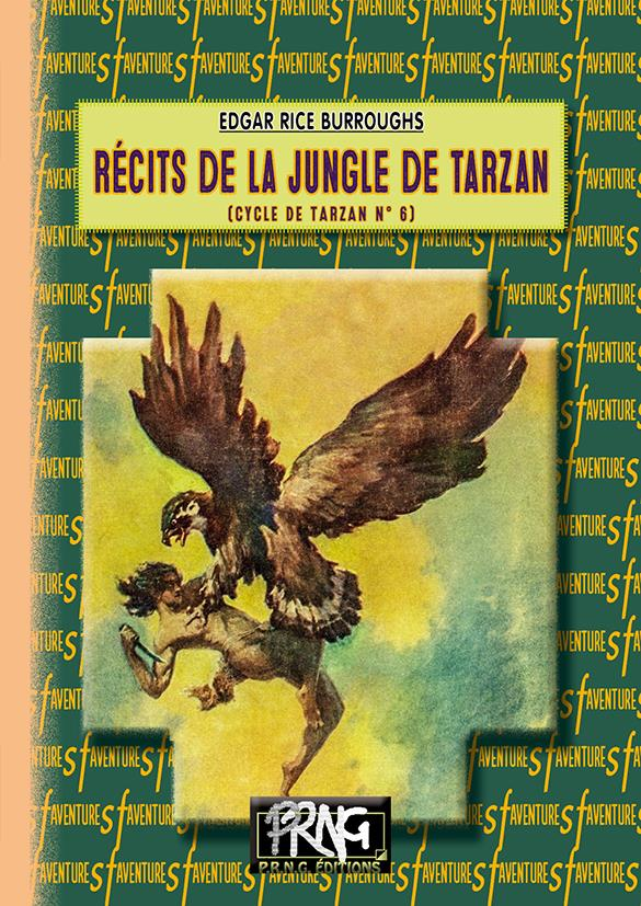 Récits de la jungle de Tarzan t.6