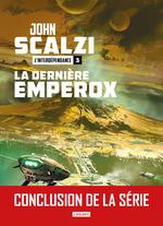 Vente Livre Numérique : La Dernière Emperox  - John Scalzi