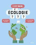 Vente Livre Numérique : C'est quoi, l'écologie ?  - Sophie Dussaussois