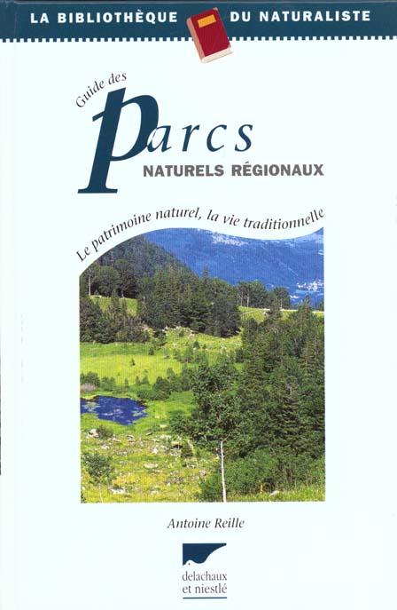 Guide des parcs naturels regionaux