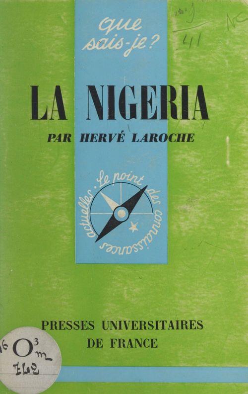 La Nigeria  - Hervé Laroche