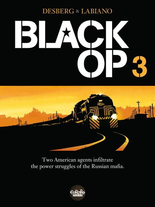 Black Op - Volume 3