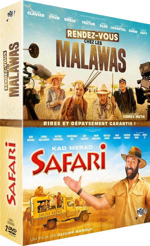 Safari + Rendez-vous chez les Malawas