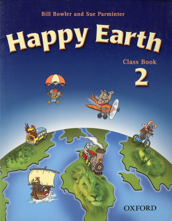 Happy Earth Class Book 2