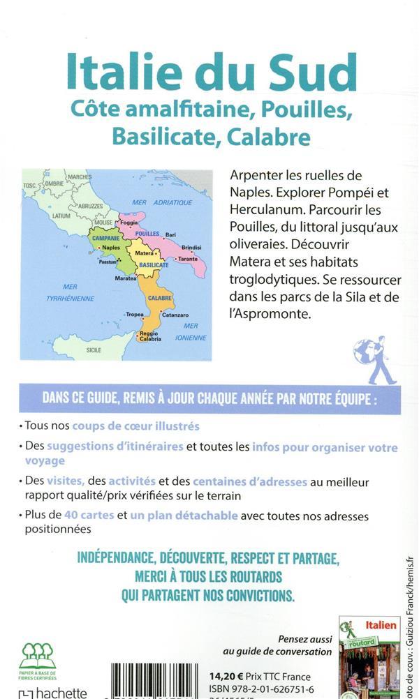 Guide du Routard ; Italie du Sud (Naples, les Pouilles...) (édition 2019)