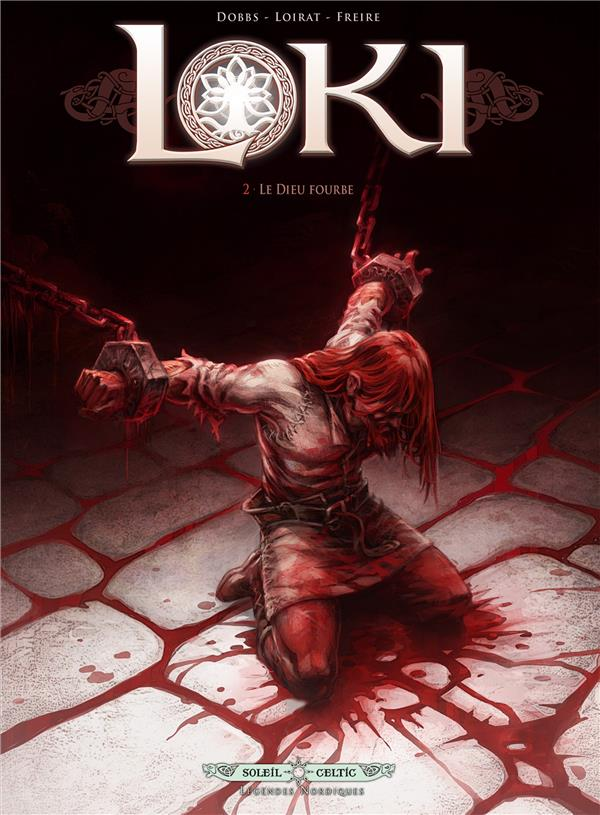 Loki t.2 ; le dieu fourbe
