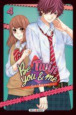 Vente Livre Numérique : Be-Twin you and me T04  - Saki Aikawa
