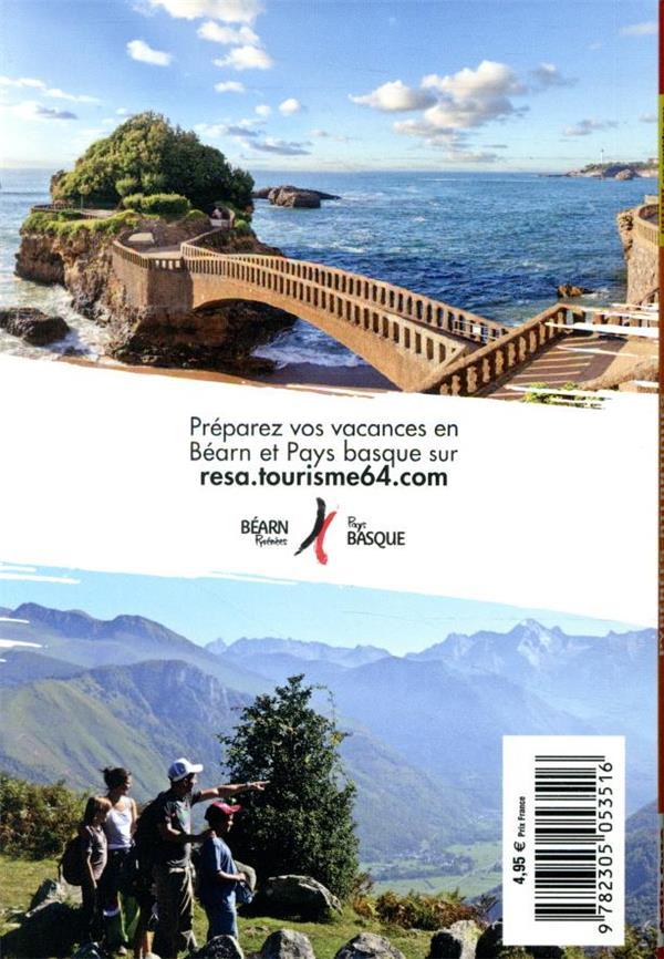 GUIDE PETIT FUTE ; CARNETS DE VOYAGE ; Pyrénées-atlantiques (édition 2021/2022)