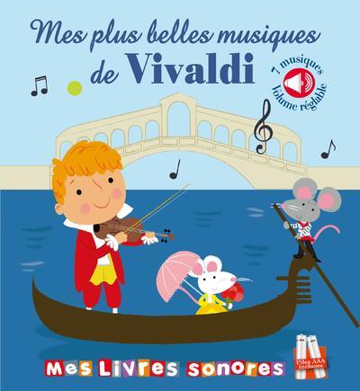 Mes plus beaux musiques de Vivaldi