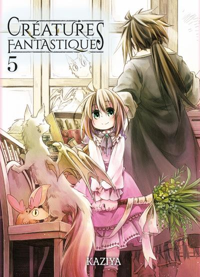 Créatures fantastiques T.5