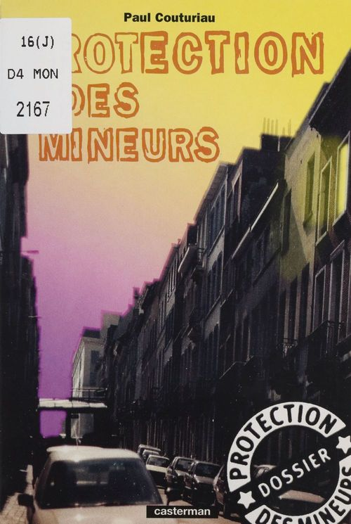 Vente EBooks :                                Protection des mineurs                                  - Paul COUTURIAU