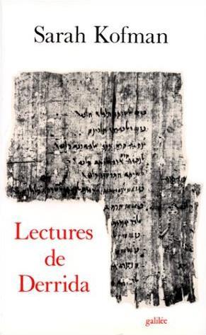 Lectures de Derrida