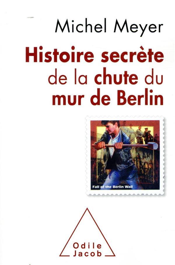 Histoire secrète de la chute du mur de Berlin