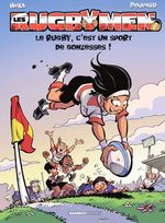 Vente Livre Numérique : Les Rugbymen - Tome 18 - Le rugby, c´est un sport de gonzesses !  - Béka