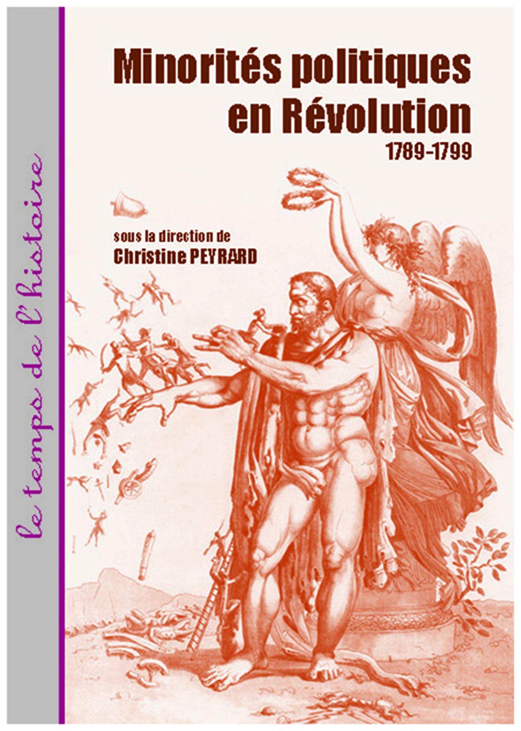 Minorités politiques en Révolution 1789-1799