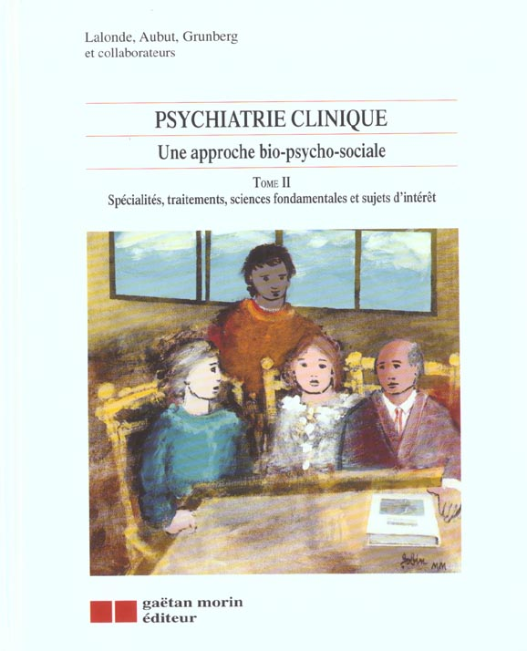 Psychiatrie Clinique T2