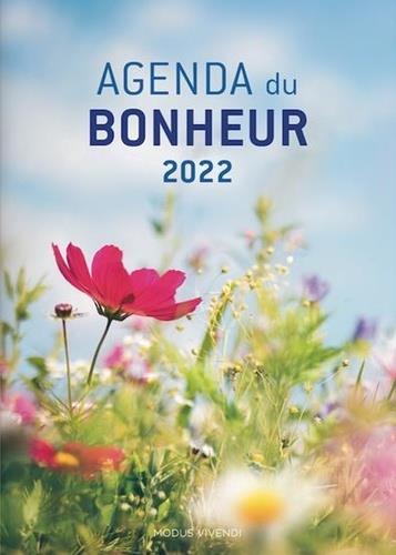 Agenda du bonheur (édition 2022)