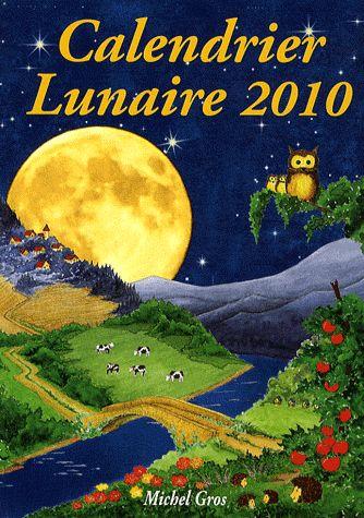 Calendrier lunaire (édition 2010)