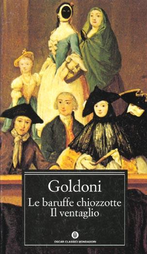 GOLDONI LE BARUFFE CHIZZOTTE