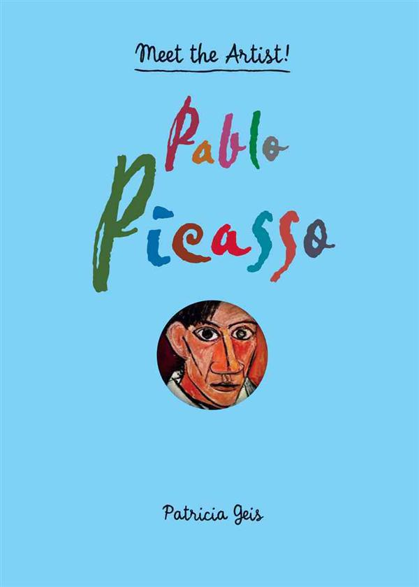 PABLO PICASSO - MEET THE ARTIST!