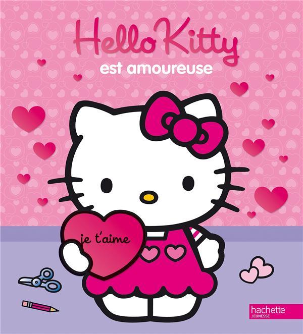 Hello Kitty Est Amoureuse