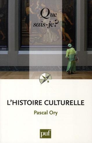 L'histoire culturelle (3e édition)