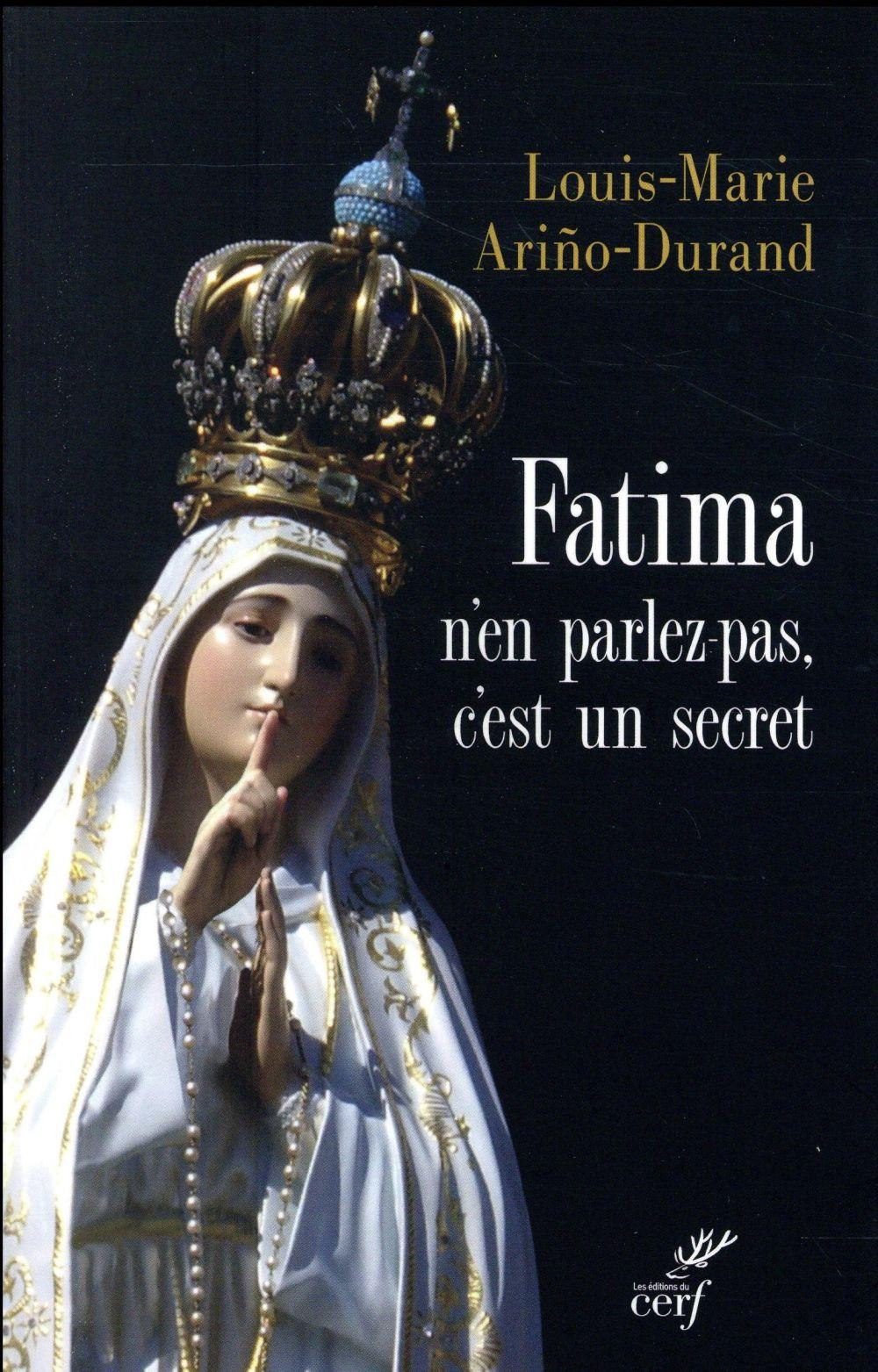Fatima, n'en parlez pas, c'est un secret