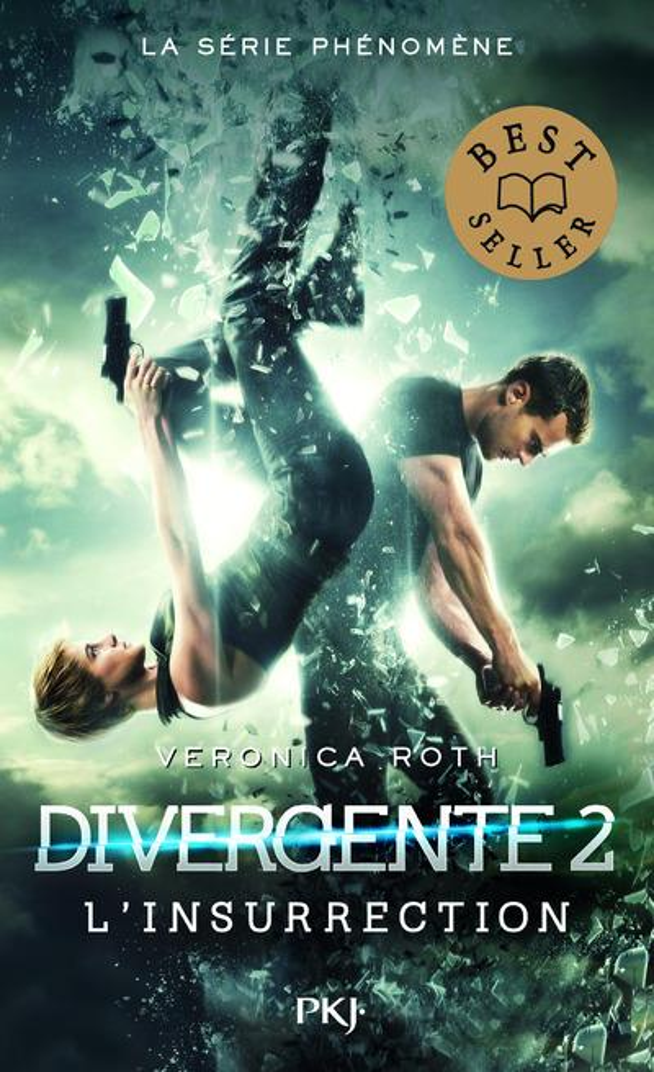Divergente T.2 ; L'Insurrection