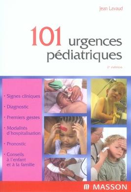 101 Urgences Pediatriques
