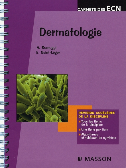Carnets Des Ecn Dermatologie