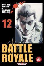 Vente EBooks : Battle Royale T12  - Koushun Takami