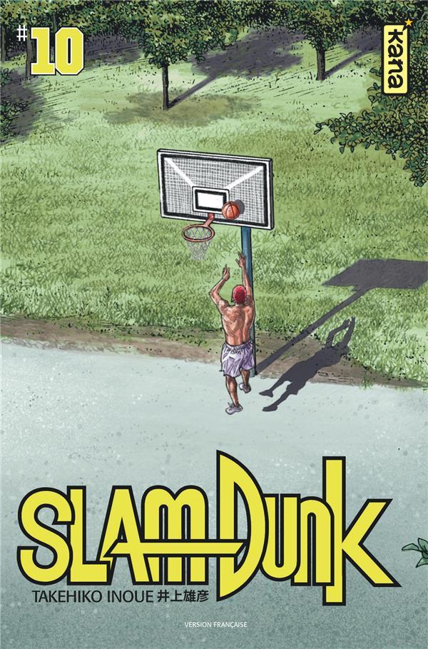 Slam dunk - star edition T.10