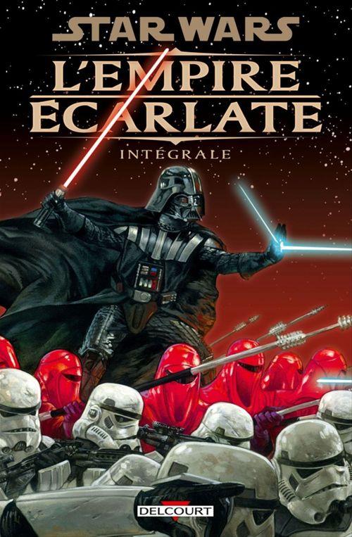Star Wars - L'Empire écarlate - Intégrale  - Paul Gulacy  - Randy Stradley  - Mike Richardson