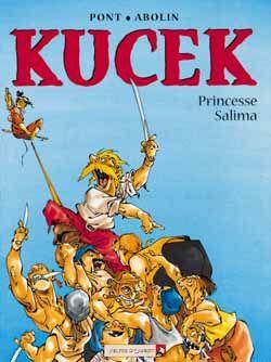 Kucek t.1 ; princesse Salima