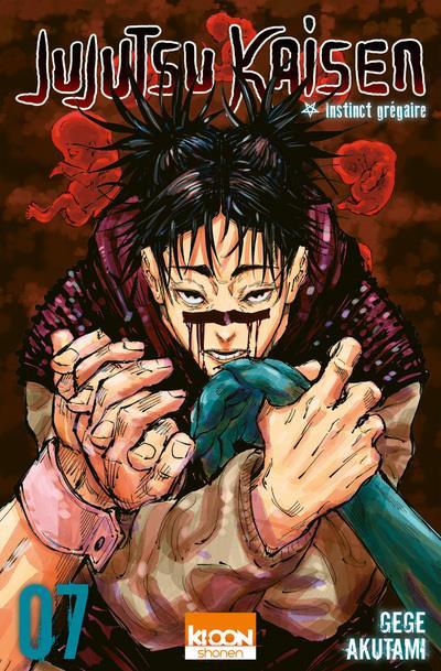 Jujutsu Kaisen T.7 ; instinct grégaire