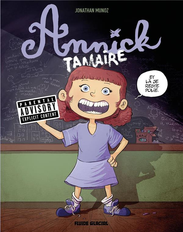 Annick Tamaire