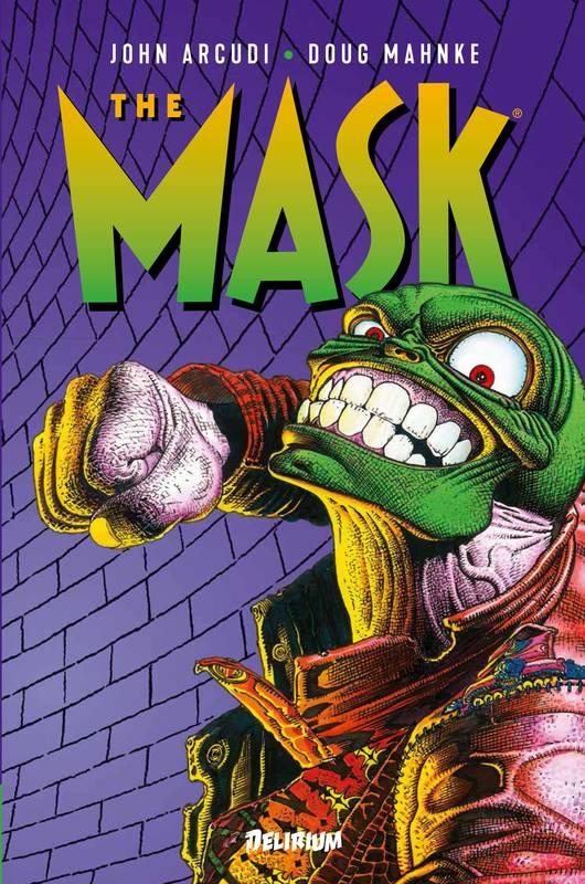 - THE MASK - INTEGRALE VOL. 1