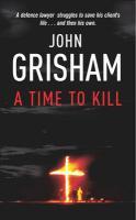 Vente Livre Numérique : A Time To Kill  - John Grisham
