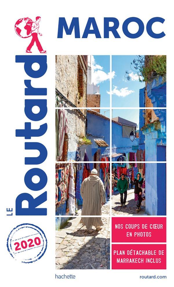 Guide du Routard ; Maroc (édition 2020)