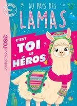 Vente Livre Numérique : Lamas - Aventures sur mesure XXL  - Fabienne Blanchut