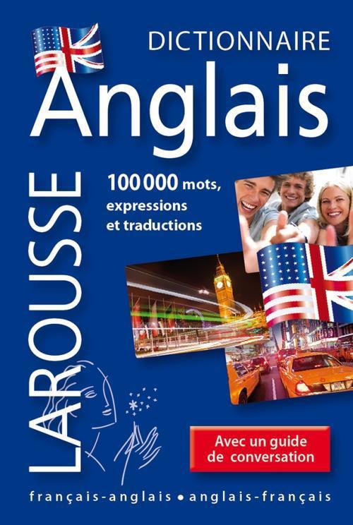 Mini Plus Dictionnaire Larousse ; Francais-Anglais / Anglais-Francais