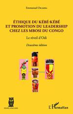 Vente EBooks : Ethique du Kébé-kébé et promotion du leadership chez les Mbosi du Congo  - Emmanuel Okamba