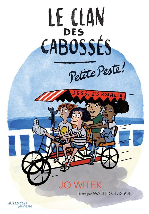 le clan des cabossés t.1 : petite peste