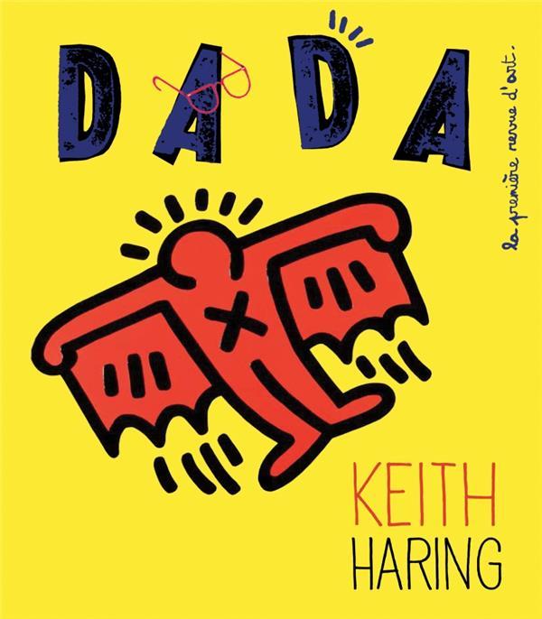 Revue dada t.182; keith haring