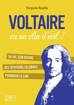 Voltaire en un clin d'oeil !