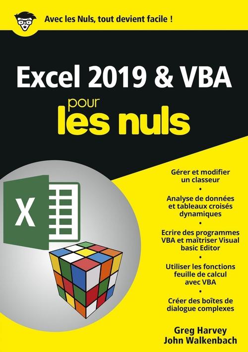 Excel 2019 & VBA