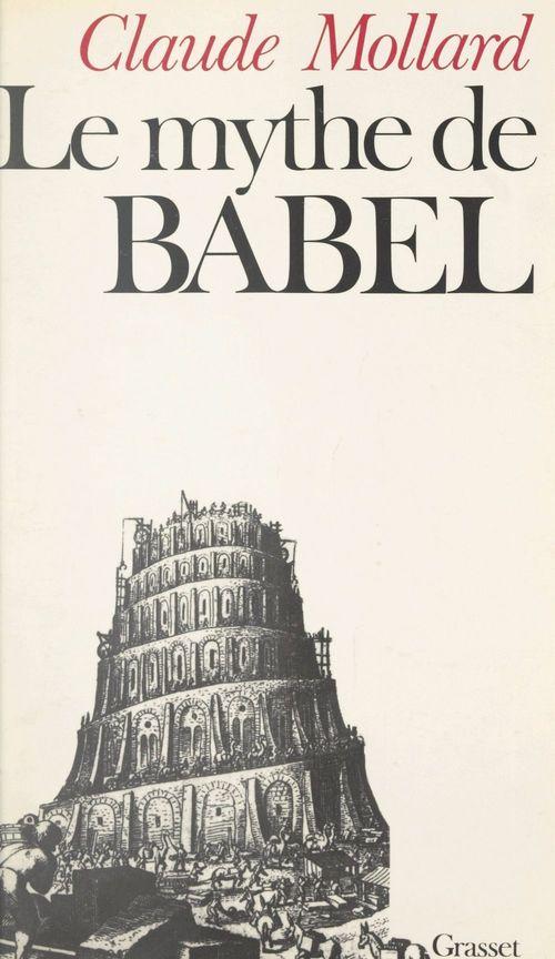 Le mythe de Babel